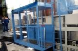 Konstrukce ovládacích kabin na velká obráběcí centra včetně teleskopických výsuvů